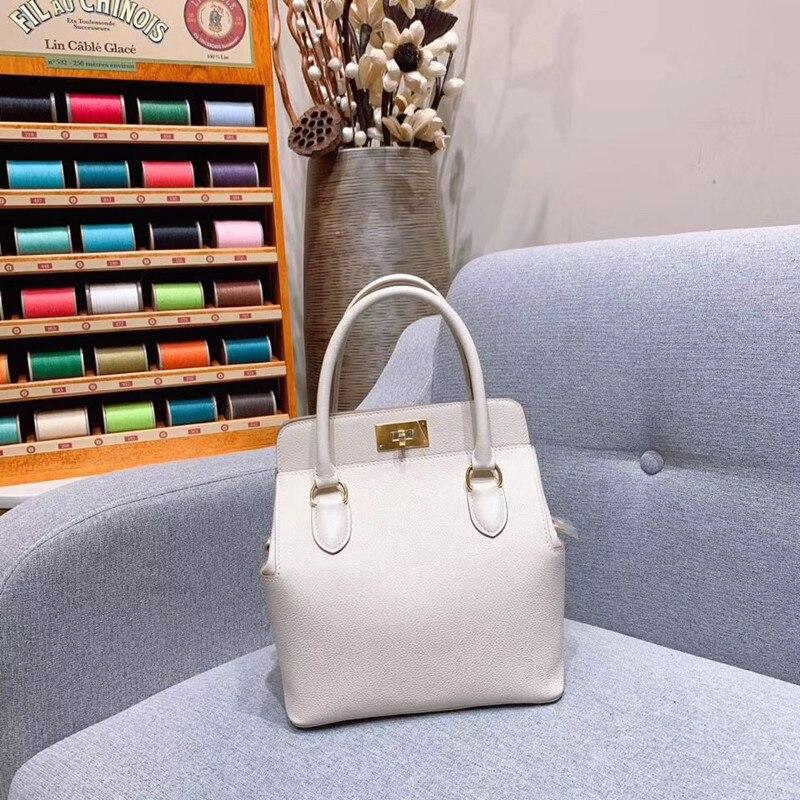 20190728008 2019 Luxury Handbags Woman Bags Designer Genuine Leather  Runway  Female Europe Brand Top Quality