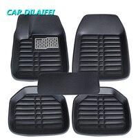 car floor mat carpet rug ground mats accessories for peugeot 508 607 807 3008 4007 4008 5008|Floor Mats| |  -