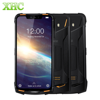DOOGEE S90 Pro Android 9.0 Smartphone Helio P70 Octa Core 6.18 FHD+ IP68 Wireless Charge 6GB 128GB 16MP 4G Dual SIM Mobile Phone