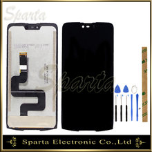 ZQ Tested LCD For Doogee S90 LCD Display Screen With Touch Screen Digitizer Replacement Phone Parts Assembly(China)
