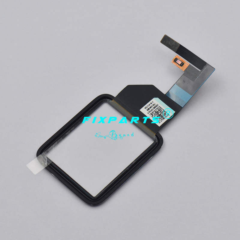 Apple Watch Series 1 LCD Front Glass Sensor Outer Panel Cover With Flex Cable