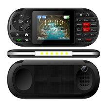 Игровой телефон UNIWA GP001, 2 в 1, 2500 мАч, 2,8 дюйма