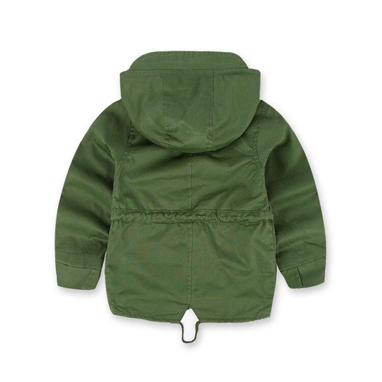 Benemaker Children Winter Outdoor Fleece Jackets For Boys Clothing Hooded Warm Outerwear Windbreaker Baby Kids Thin Coats YJ023 11