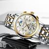 Reloj hombres ליגע גברים של שעונים מכאני Mens שעונים למעלה מותג יוקרה אוטומטי שעונים גברים זהב wirstwatch זכר Tourbillon-בשעונים מכניים מתוך שעונים באתר