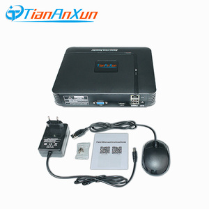 Image 5 - Gravador de vídeo de segurança tianxun h.265, nvr 8ch dvr, 5mp 4mp 2mp cctv mini nvr onvif