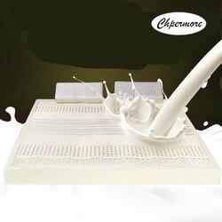 Chpermore 100% матрас из натурального латекса высокого качества медленный отскок матрасы индивидуальные татами матрас с внутренней крышкой