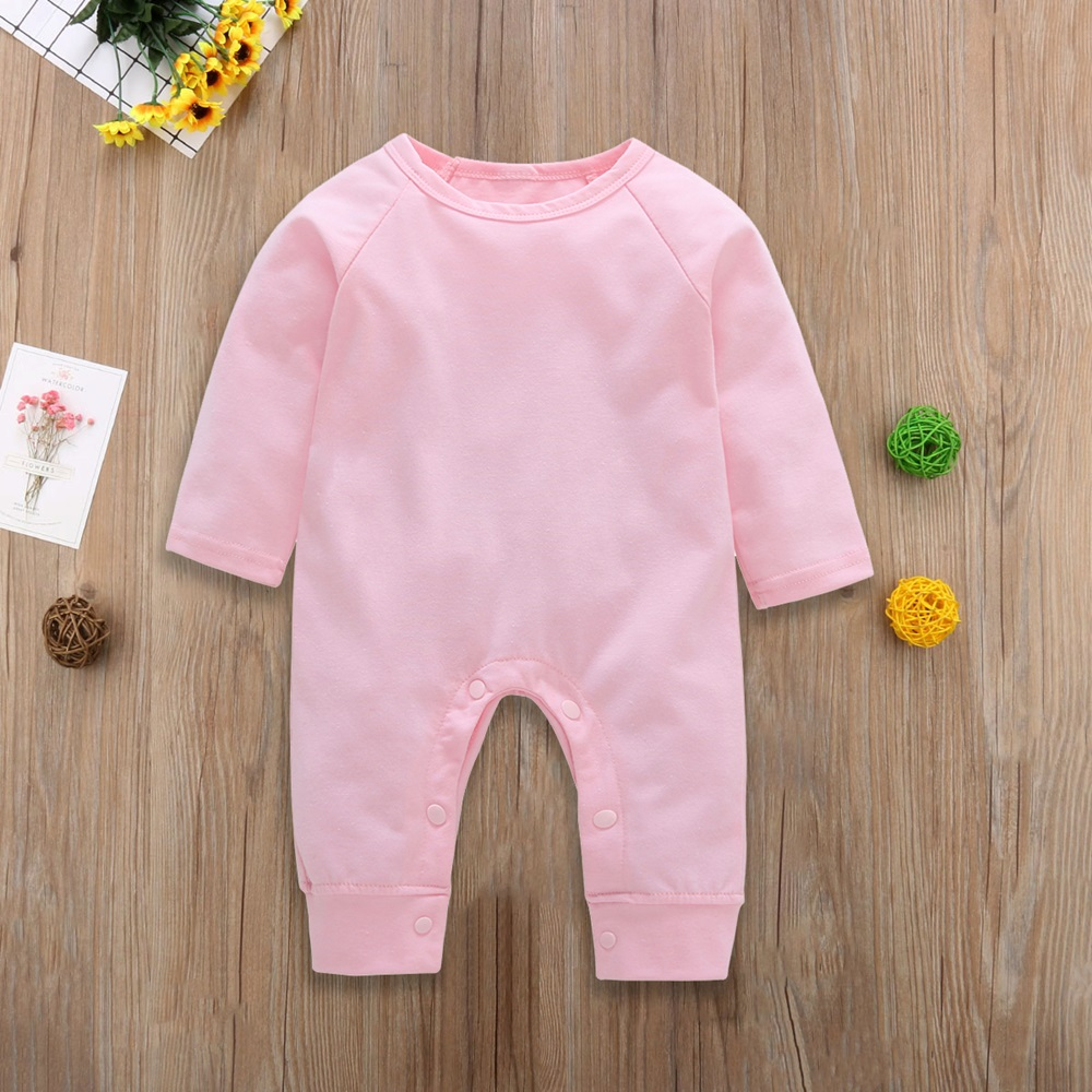 H84643b49225140c28881206a699d7811G 2018 New Newborn Baby Boys Girls Romper Animal Printed Long Sleeve Winter Cotton Romper Kid Jumpsuit Playsuit Outfits Clothing