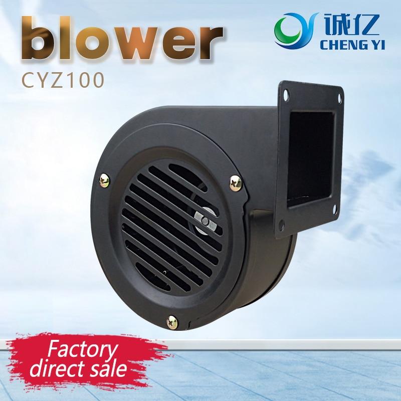 Small centrifugal fan  air blowerMini fan Turbine blowerAir blower for heating equipmentBarbecue blower 40W 230V