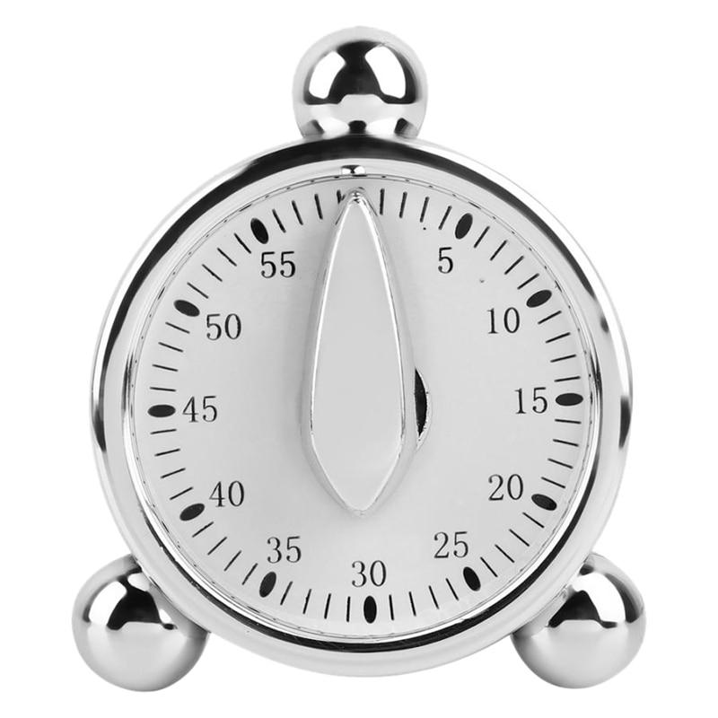 Кухонный механический таймер на 60 минут, кухонные напоминания о готовке, будильник для кухни, офиса, таймер обратного отсчета