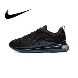 Оригинальные аутентичные NIKE AIR MAX 720 мужские кроссовки для бега дышащие комфортные новые модные классические AO2924-004