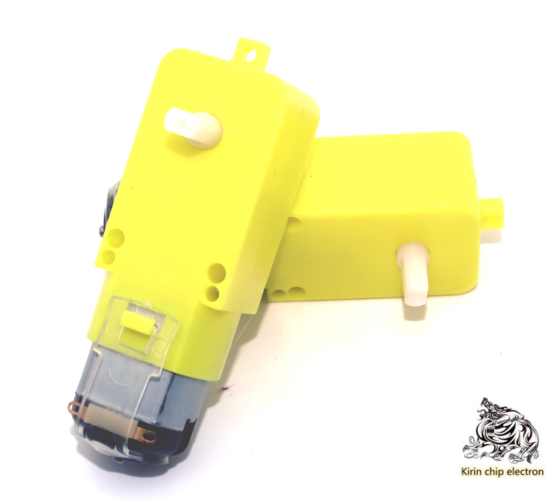 5pcs / Lot TT Motor 130 Motor Intelligent Vehicle Deceleration Motor Robot Deceleration Motor Intelligent Vehicle