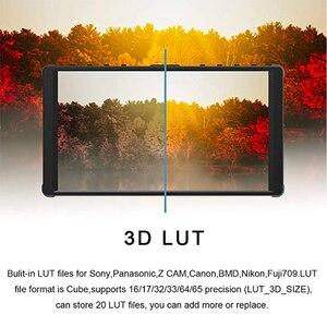 Image 4 - Portkeys Monitor P6 de 5,5 pulgadas, 4K, HDMI, 3D, LUT, cámara DSLR, Monitor de campo, pantalla de 1920x1080, forma de onda RGB para cámara DSLR
