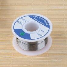 Blei-Freies Silber Solder Draht 3% Silber 0,8mm Lautsprecher DIY Material Weit Verbreitet in der leiterplatte elektronik geräte und andere