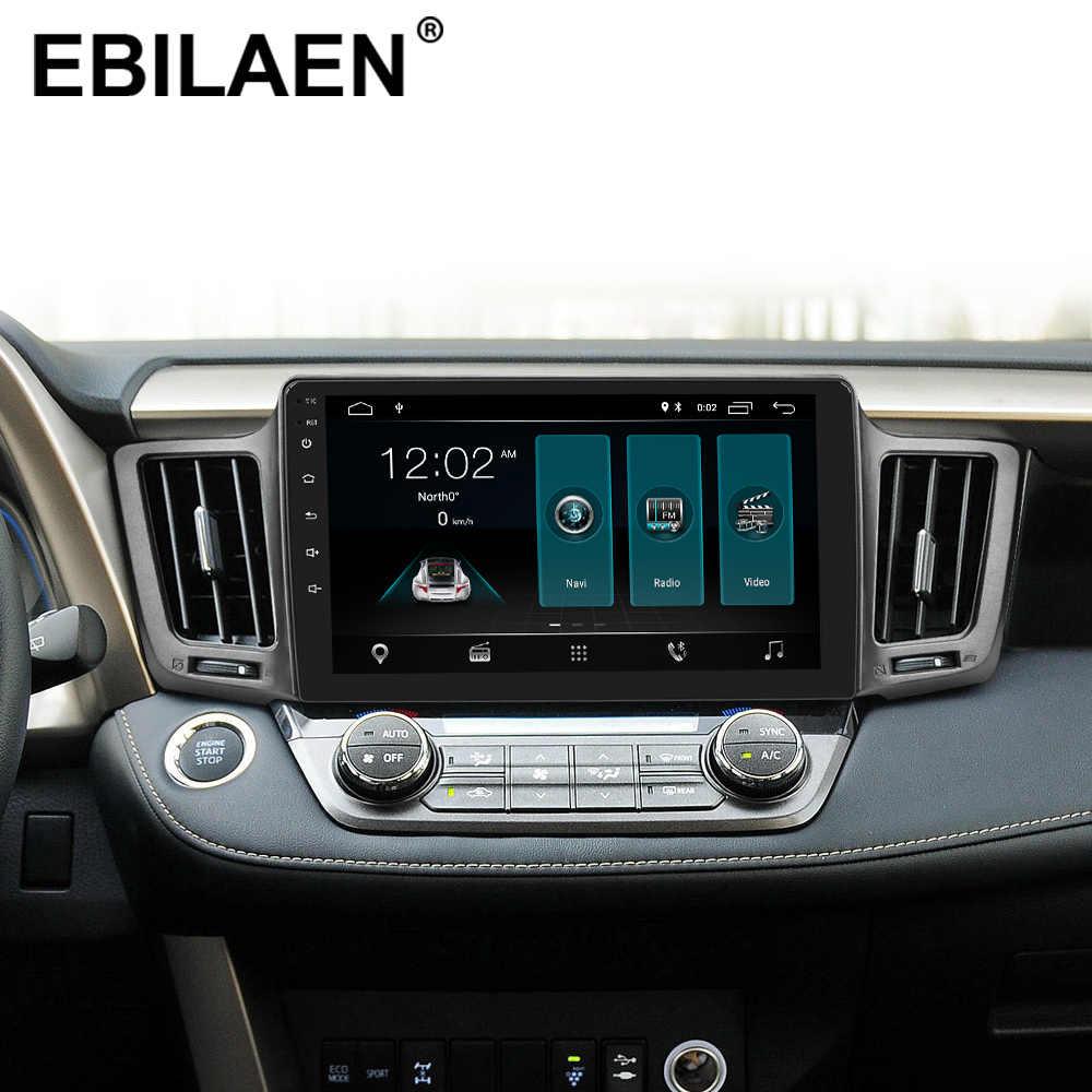 車の Dvd マルチメディアプレーヤートヨタ RAV4 RAV 4 4 2013-2017 2Din アンドロイド 9.0 Autoradio GPS ナビゲーションラジオカセットレコーダー