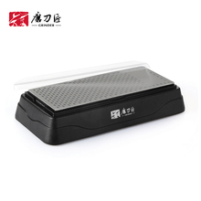 TAIDEA Diamond High Quality Double Side Combination Knife Sharpening Stone Grindstone for Knives Sharpeners System  T0831D