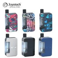 [RU/ES/US] Original Joyetech Exceed Grip Pod System Kit Built in 1000mAh Battery 0.4/0.8ohm EX M Mesh Coil Zinc Alloy PC E Cig