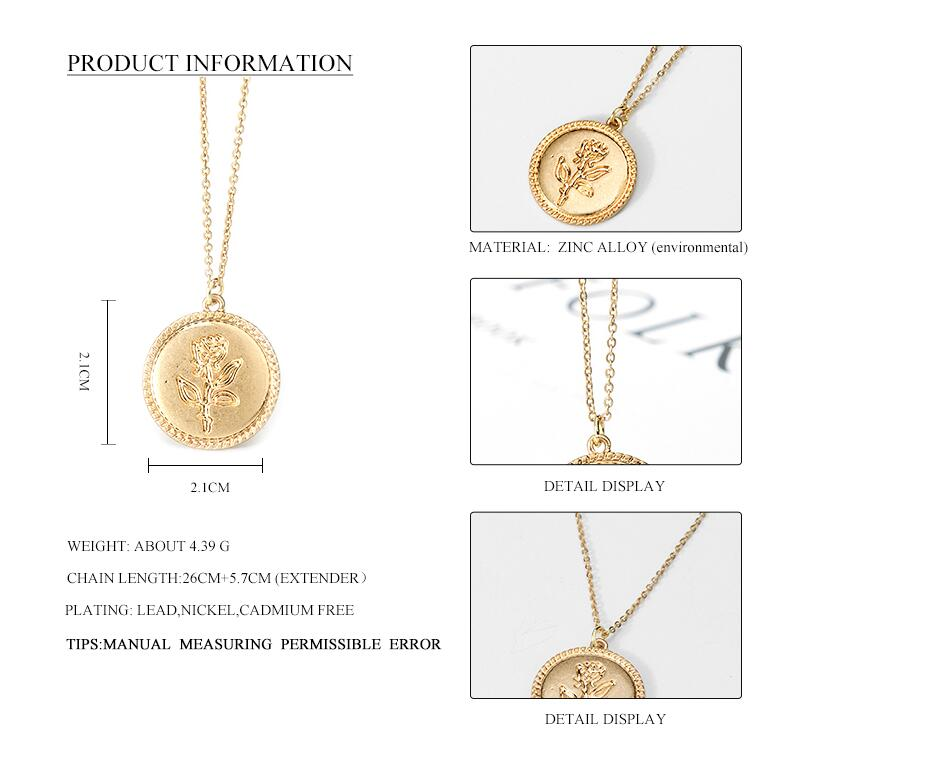 necklace information