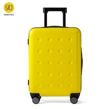 NINETYGO run mi 90FUN Polka Dots luggage for Women-24 inch 90fun