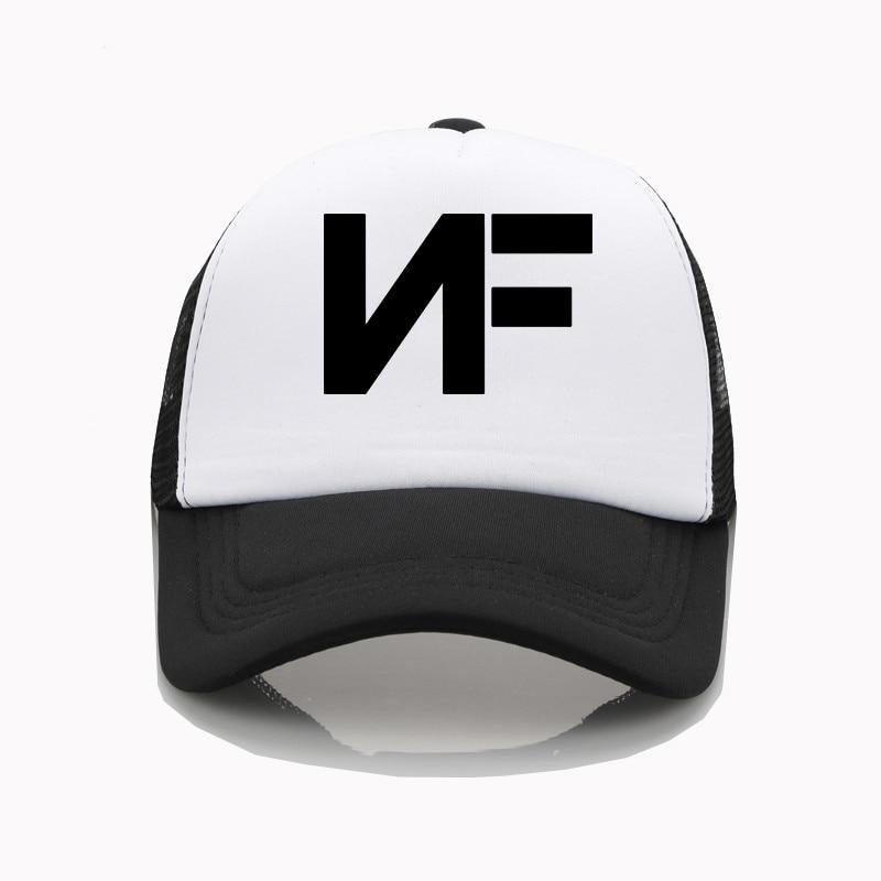 NF Real Music Black&White Hat 1