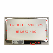 "125 ""для dell e7240 e7250 ЖК экран hb125wx1 100 b125xtn03"