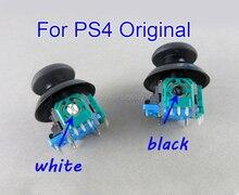 1 مجموعة الأصلي لسوني Dualshock 4 PS4 تحكم ثلاثية الأبعاد الروك المقود غطاء محور التناظرية الاستشعار إصلاح أجزاء الملحقات