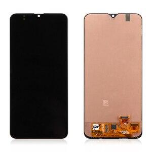 Image 3 - Pantalla LCD para Samsung A10, A20, A30, A40, A50, A60, A70, A80, digitalizador táctil, piezas rotas de repuesto originales de alta calidad