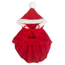 baby costume set 0 2y santa elf climb clothes sets boys gilrs christmas rompers overalls roupas santa claus jumpsuits and hat Pet Christmas Costume Poncho Cape with Hat Santa Claus Cloak for Cats and Dogs for dog clothes