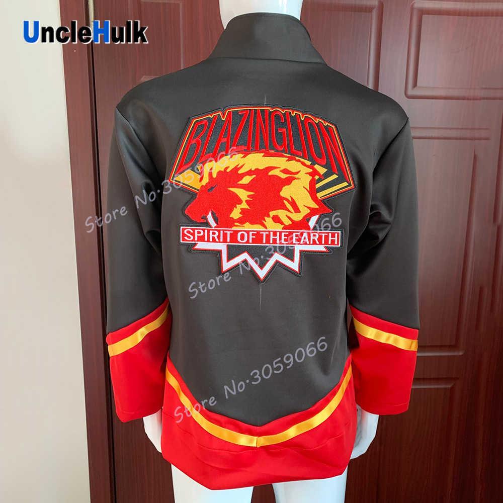 Hyakujuu Sentai Gaoranger Kakeru Shishi The Blazing Lion Jacket With Embroidery Logo Unclehulk Aliexpress