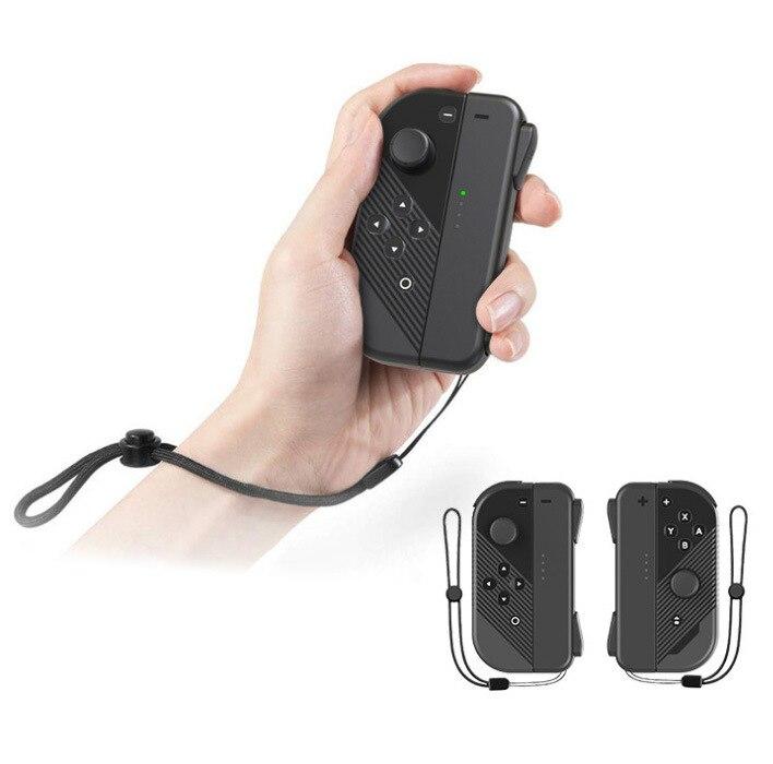 Bezprzewodowy kontroler gier Bluetooth Pro Gamepad żyroskop/wibracja uchwyt Joystick Joy Con(L/R) dla konsoli Nintend Switch NS