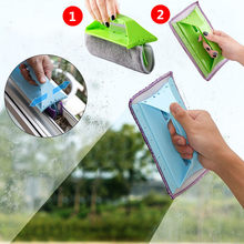 Brush For Cleaning Windows Wipe Glass Groove Cleaning Brush Washing Windows Sill Gap Track Brush Cleaning Tools