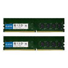 Elicks DDR4 RAM 4GB 8GB 16GB 32GB 2133MHZ 2400MHZ 2666MHZ PC4-17000MHZ 19200MHZ 2666V Desktop DIMM memory RAM CL17 1.2V voltage