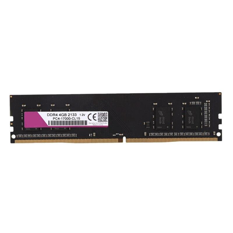 HOT-DDR4 1.2V PC RAM mémoire DIMM 288 broches RAM pour ordinateur de bureau Ram