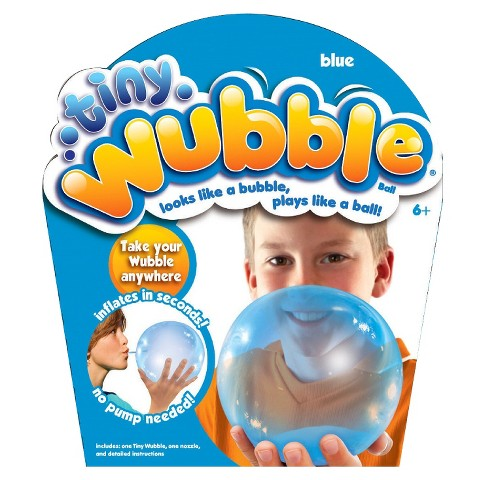 New Hot Sale High Quality Tiny Balloon Looks Like A Bubble Plays Like A Wubble Ball