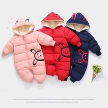 Новая осенне-зимняя Вельветовая теплая одежда детское пальто одежда для малышей Одежда для новорожденных теплая одежда для мальчиков
