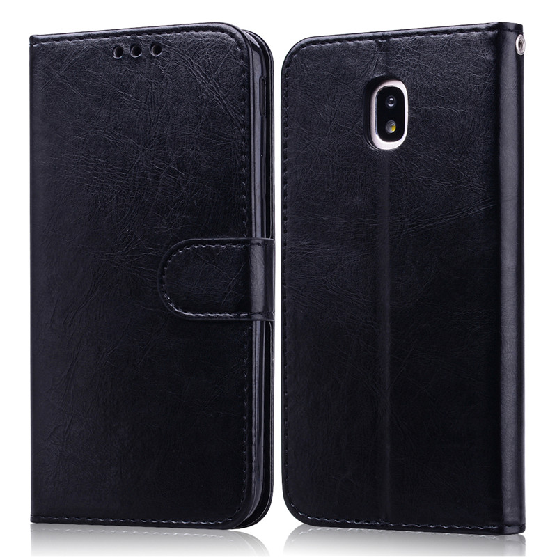 Case For Samsung Galaxy J3 2017 Wallet PU Leather Phone Case For Samsung J3 2017 J330F J330 Case Coque For Samsung J3 2017 Case