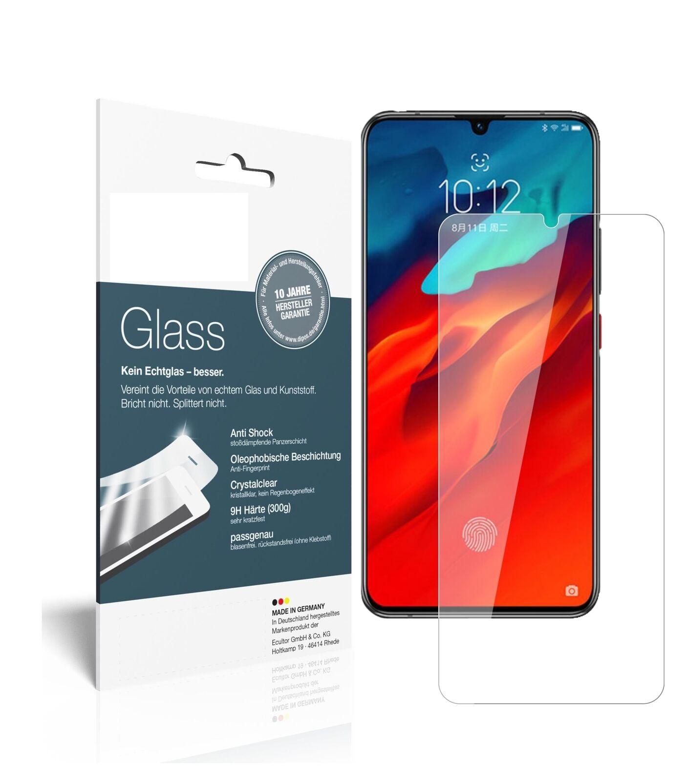 Tempered Glass For Blackview A80 Pro Screen Protector Tempered Glass On The For Blackview A80 Pro Protective Film