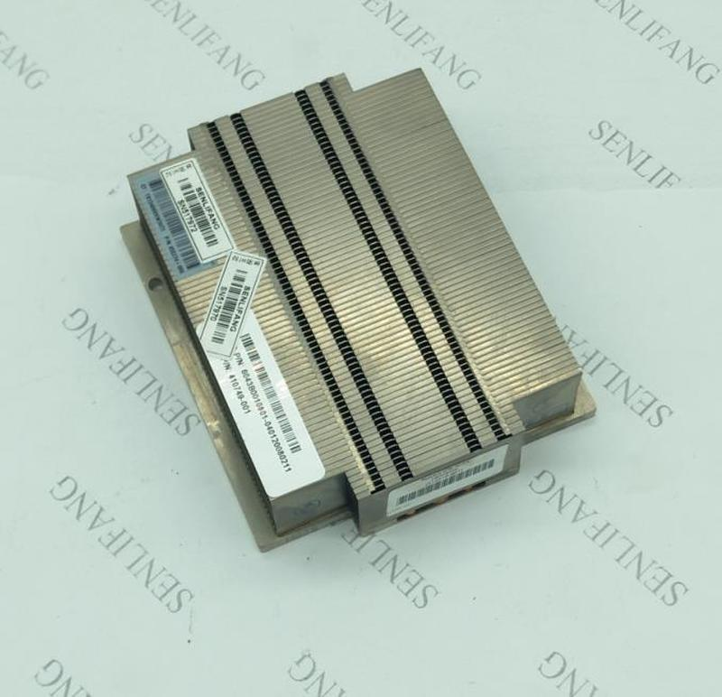 Free Shipping 410749-001 412210-001 455274-001  For ProLiant DL360 G5 Processor Heatsink