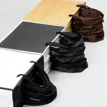 10pcs Large White Kraft Paper Packaging Bag Garment Gift Paper Bag with Handles Small Black Paper Shopping Bag
