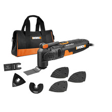WORX  FEIN MultiMaster or Oscillating saw with 20PCS accessories  220V-240V 250W for wood/metal DIY