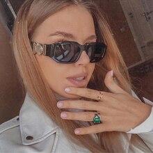 New Small Steam Punk Sunglasses Men Women 2019 Luxury Brand