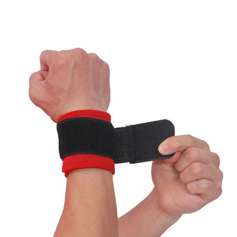 Sport basket ball carpien protecteur respirant enveloppement bande sangle sécurité réglable doux bracelets poignet soutien brassards salle de Sport