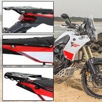 Portaequipajes trasero para Yamaha Tenere 700, 2020, 2019