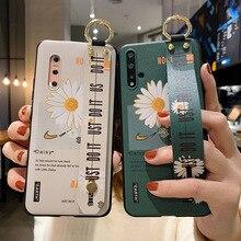 Wrist Strap Case For Redmi Note 8 Pro