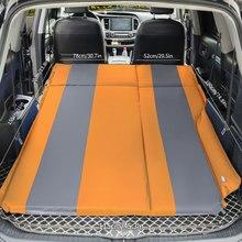 Colchão de carro inflável suv volta assento viagem cama colchão de ar do carro colchão cama de ar multi funcional sofá travesseiro acampamento ao ar livre