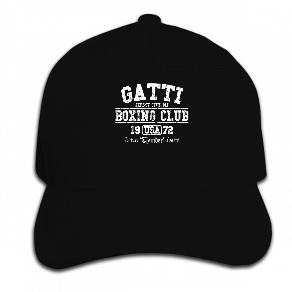 Print Custom Baseball Cap GATTI ARTURO In All Color Hat Peaked Cap