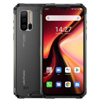 Купить Прочный мобильный телефон Ulefone Armor 7, на базе Android 10, Helio P90, 8 ГБ + 128 ГБ, 2,4G/5G Wi-Fi, IP68, камера 48 МП, 4G LTE смартфон глобальной версии