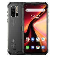 Ulefone Armor 7 Rugged Mobile Phone Android 10 Helio P90 8GB+128GB 2.4G/5G WiFi IP68 48MP CAM 4G LTE Global Version Smartphone