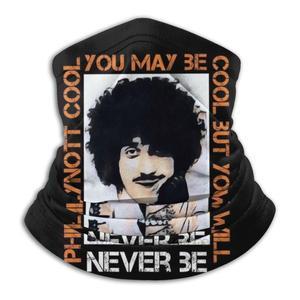 Вы можете быть крутым, но вы никогда не будете «Фил лиnott», крутая 3d бандана, утепленная Мягкая флисовая маска для лица и шеи, спортивный шарф Philips Lynott
