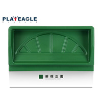 Golf Serve Box ABS Plastic Serve Box Can Be Installed 100 Tablets Driving Range Only Factory Direct Selling