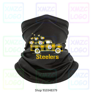 Love Car Питтсбург Steeler HoBandana повязка на голову шарф бандана на шею теплая Женская и мужская